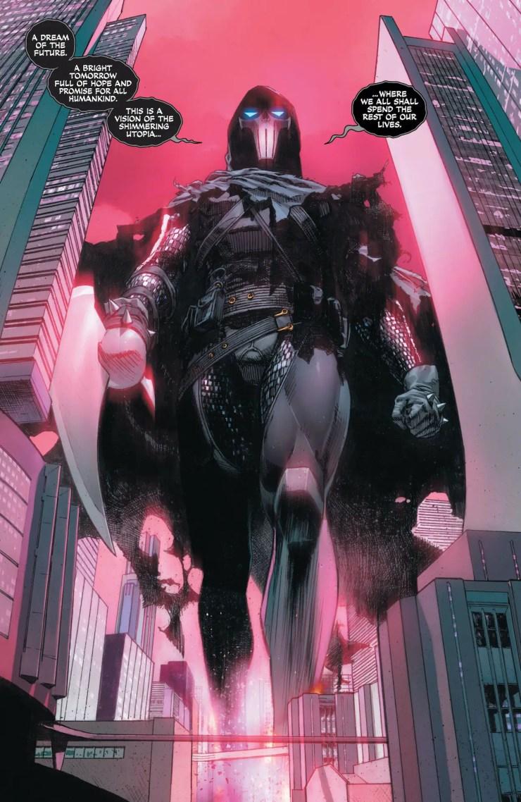 DC Preview: Batman/Catwoman #4