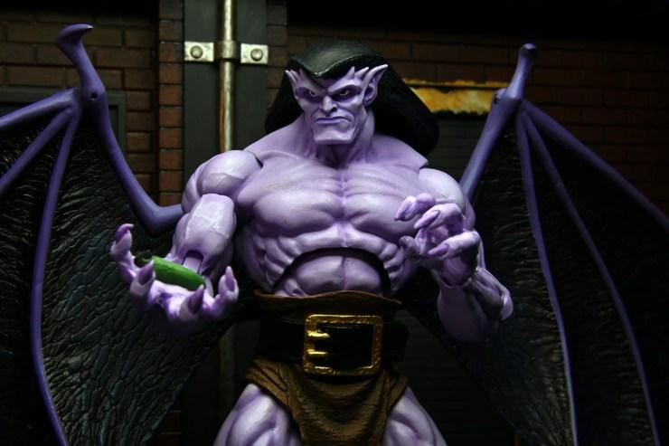 NECA reveals incredible Goliath figure for new 'Gargoyles' toyline