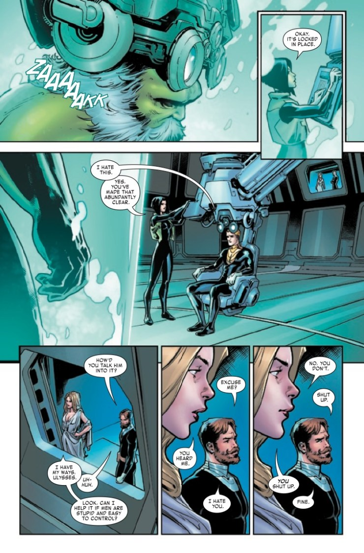 Marvel Preview: Maestro: War and Pax #3