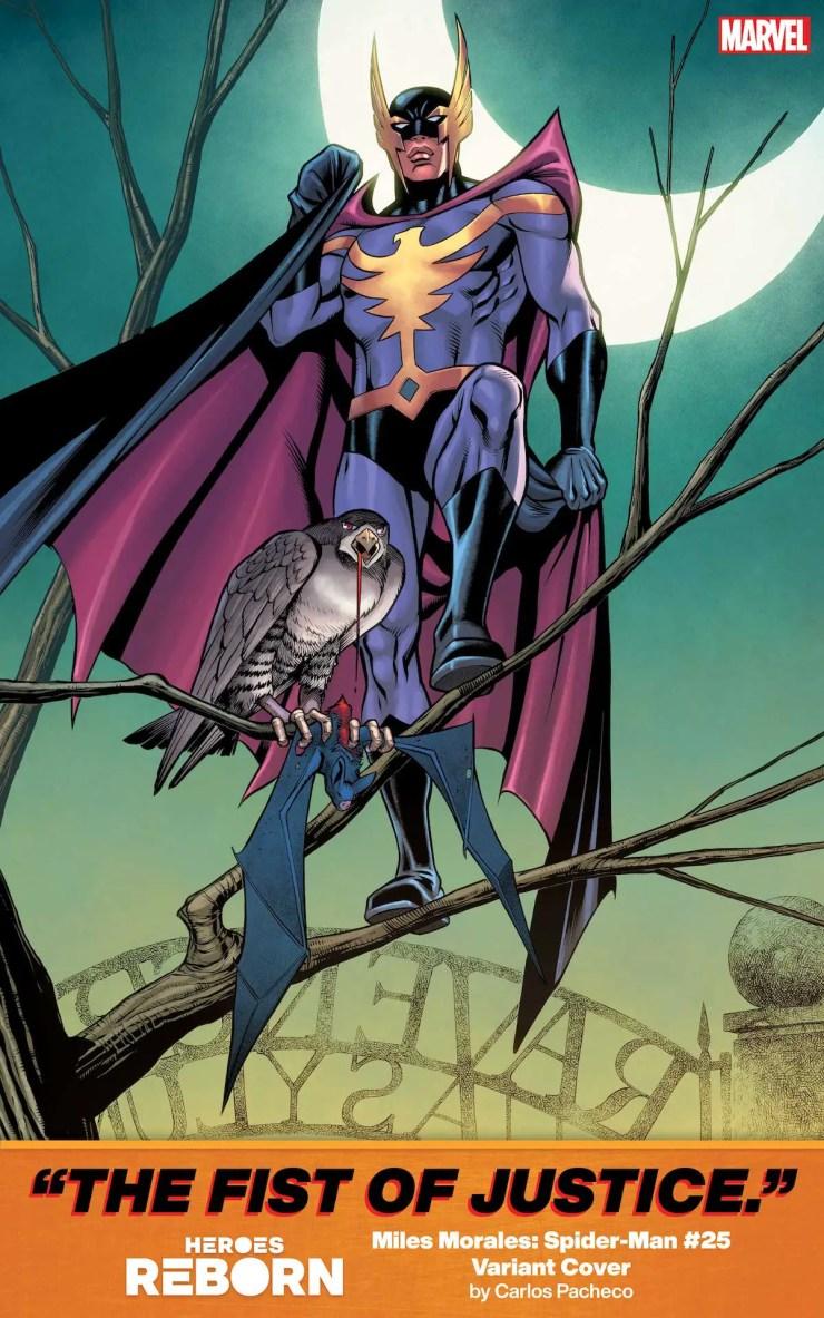 Marvel Comics reveals more 'Heroes Reborn' variants
