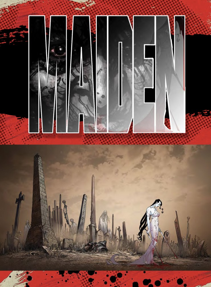 'Maiden' #1 review