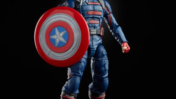 Marvel Legends: Hasbro reveals John Walker Captain America figure from 'The Falcon and the Winter Soldier'