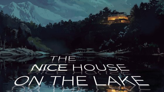 DC Black Label to release creator owned horror comic 'The Nice House on the Lake'