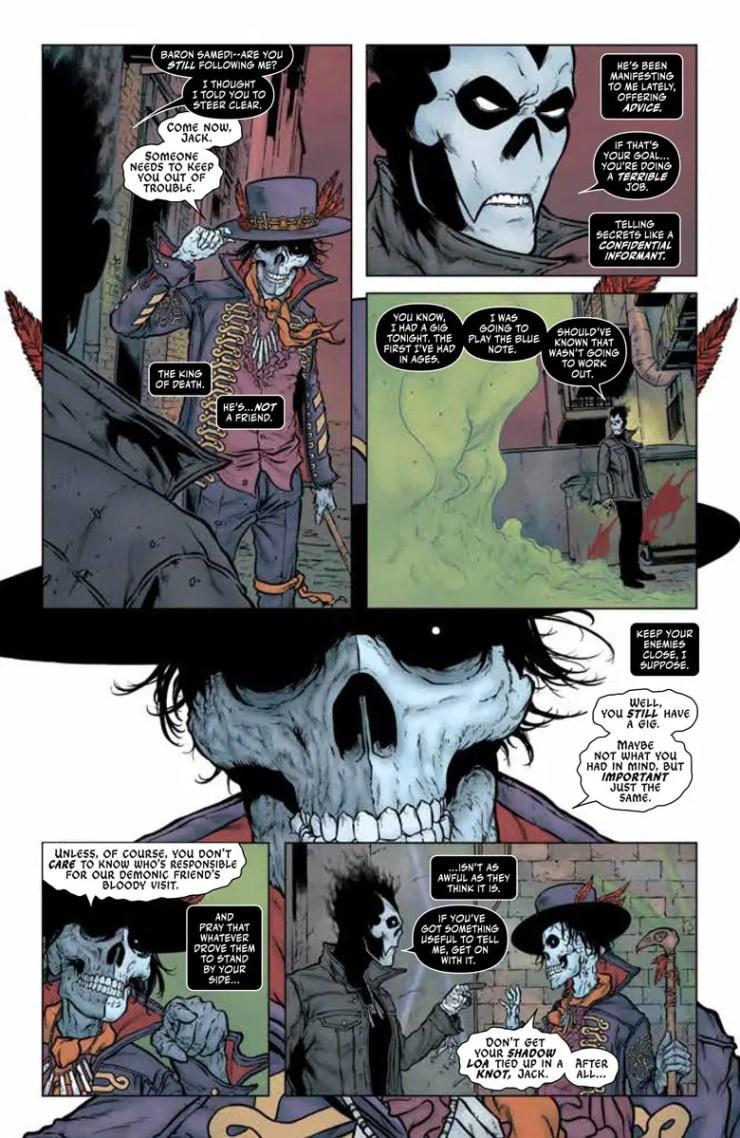 Valiant unleashes 'Shadowman' trailer