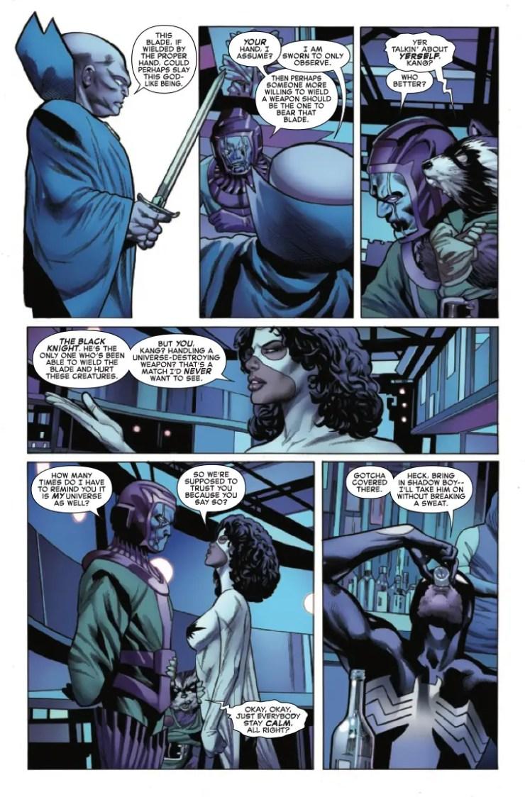 Marvel Preview: Symbiote Spider-Man: King in Black #5