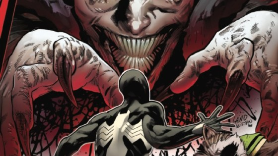 Marvel Preview: Symbiote Spider-Man: King in Black #5