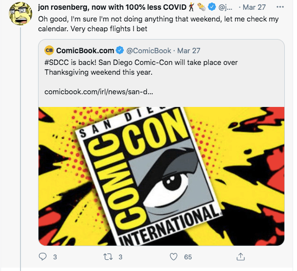 Thanksgiving Comic-Con: Creators and industry pros react