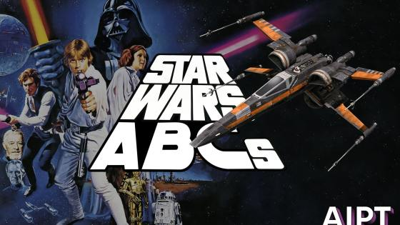 Star Wars ABCs: X is for X-Wing Starfighter