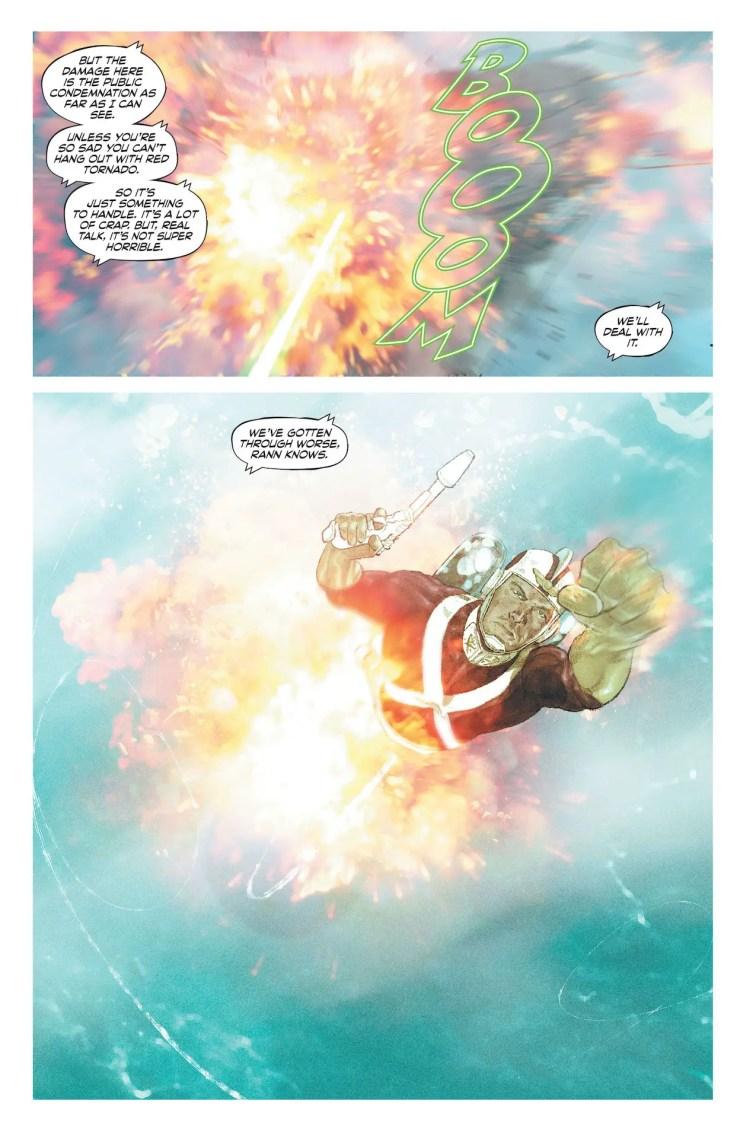 DC Preview: Strange Adventures #9