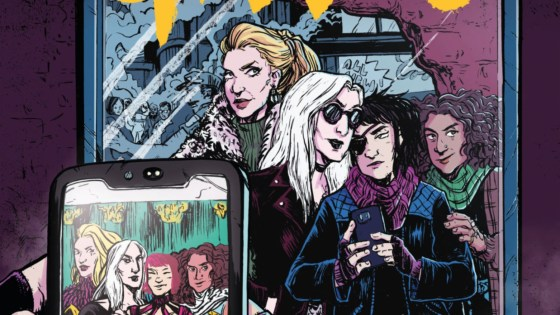 The politicization of superheroes in 'The Final Girls': An interview with Cara Ellison and Sally Cantirino