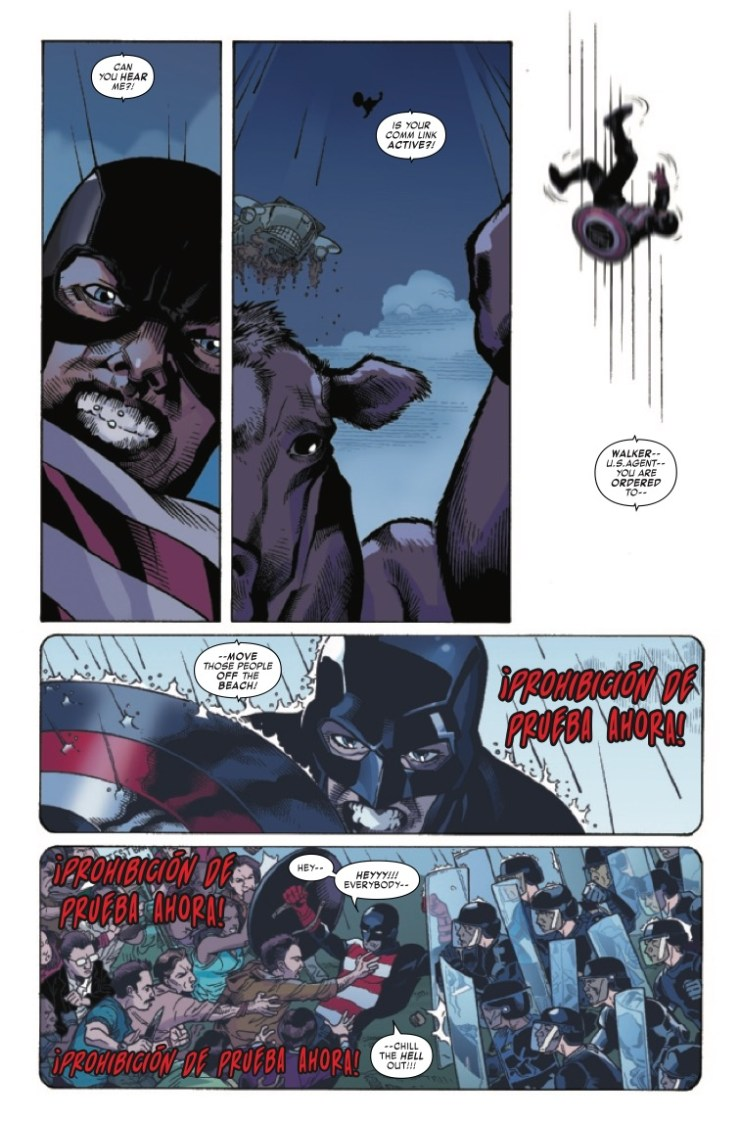 Marvel Preview: U.S.Agent #4