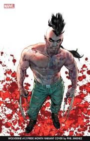 Marvel Comics reveals Pride Month Phil Jimenez variant covers