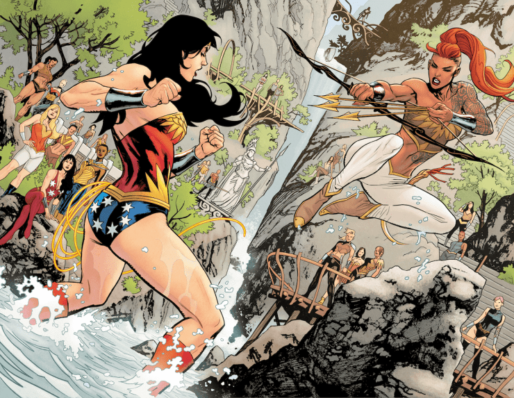 'Wonder Woman: Earth One' Vol. 3 review: settling into a classic reimagining