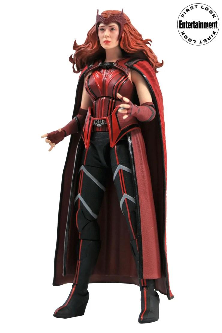 WandaVision Marvel Legends Scarlet Witch
