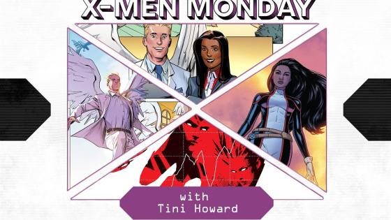 X-Men Monday #99 - Tini Howard Answers Your X-Corp Questions