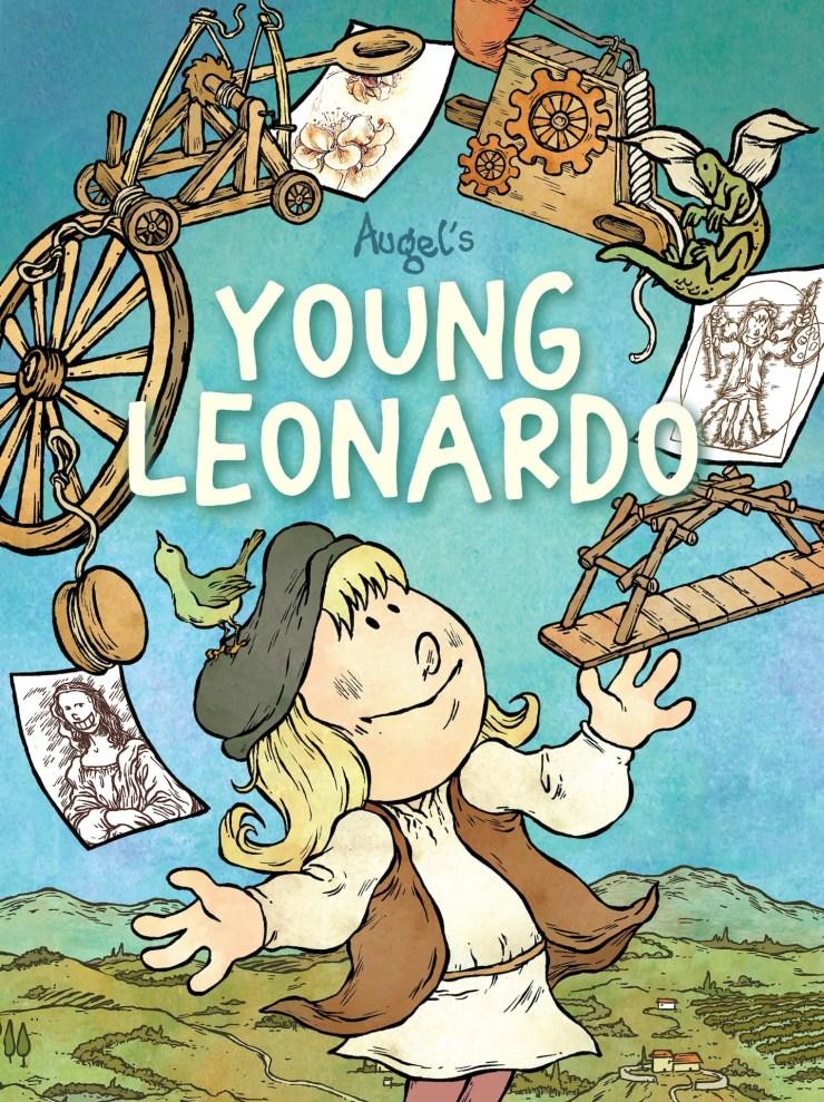 Humanoids Preview: Young Leonardo
