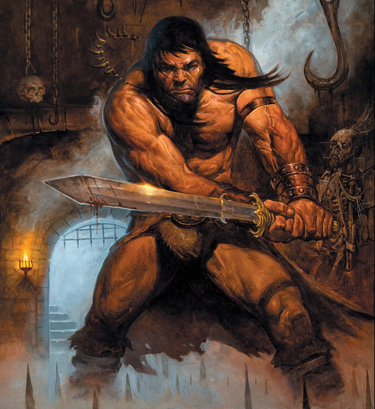 'Conan the Barbarian Vol. 1: Into the Crucible' review: The Cimmerian slays his demons