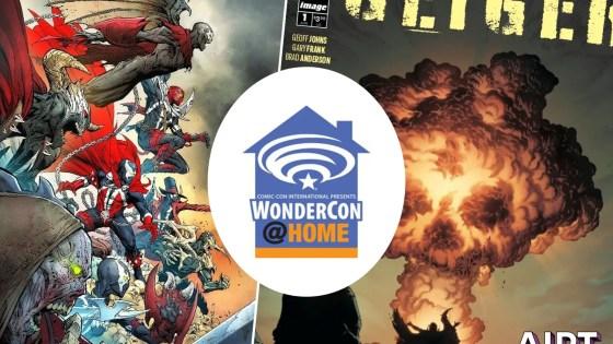 Image Comics announces WonderCon@Home schedule for March 26, 27