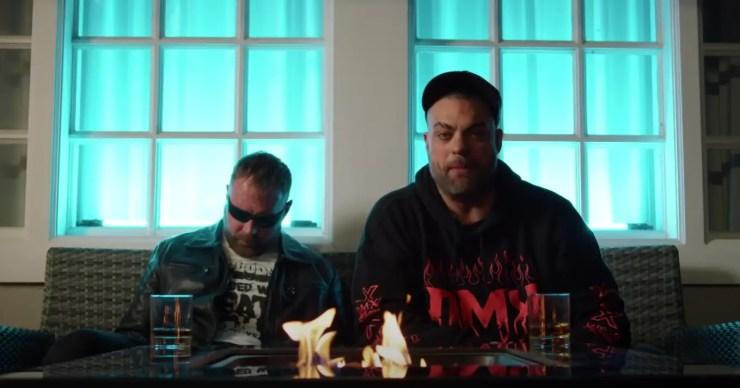 AEW - Jon Moxley and Eddie Kingston