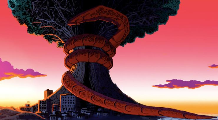 'Lava' review: Fun animated movie takes on a lot