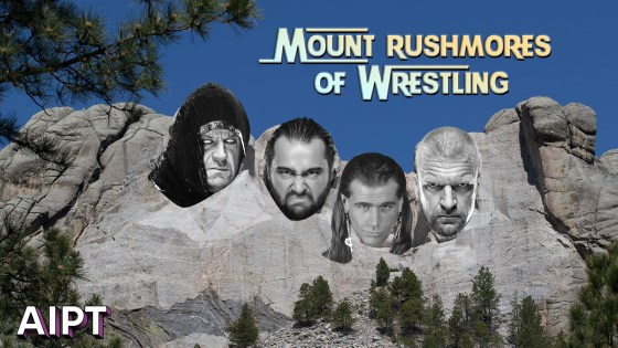 Mt. Rushmores of Wrestling: WrestleMania entrances