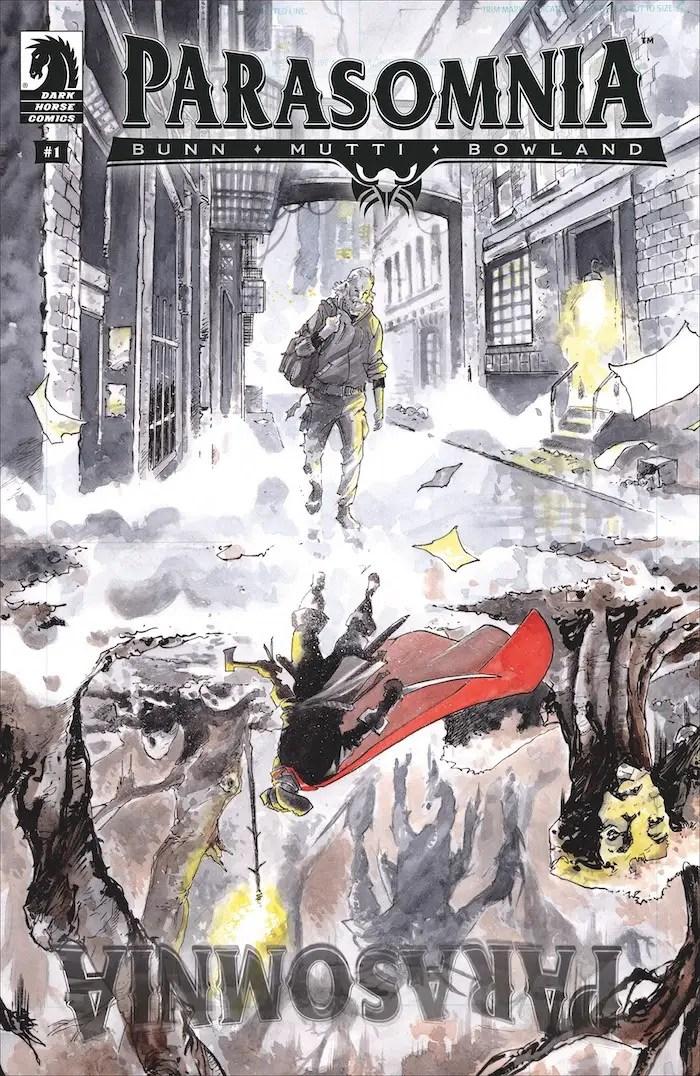 Dark Horse announces 'Parasomnia' #1 by Cullen Bunn and Andrea Mutti