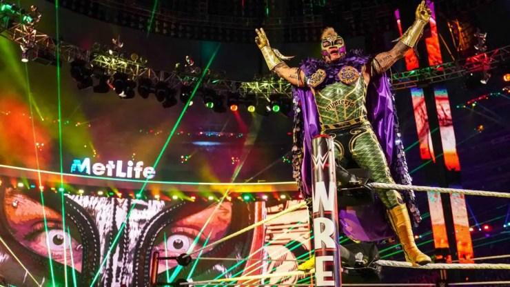 Rey Mysterio WrestleMania