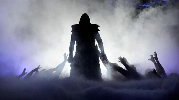 The Undertaker WrestleMania 29