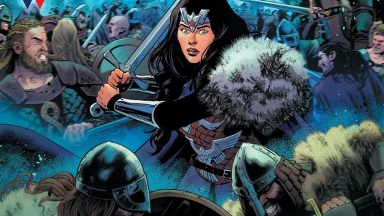 DC Preview: Wonder Woman #770