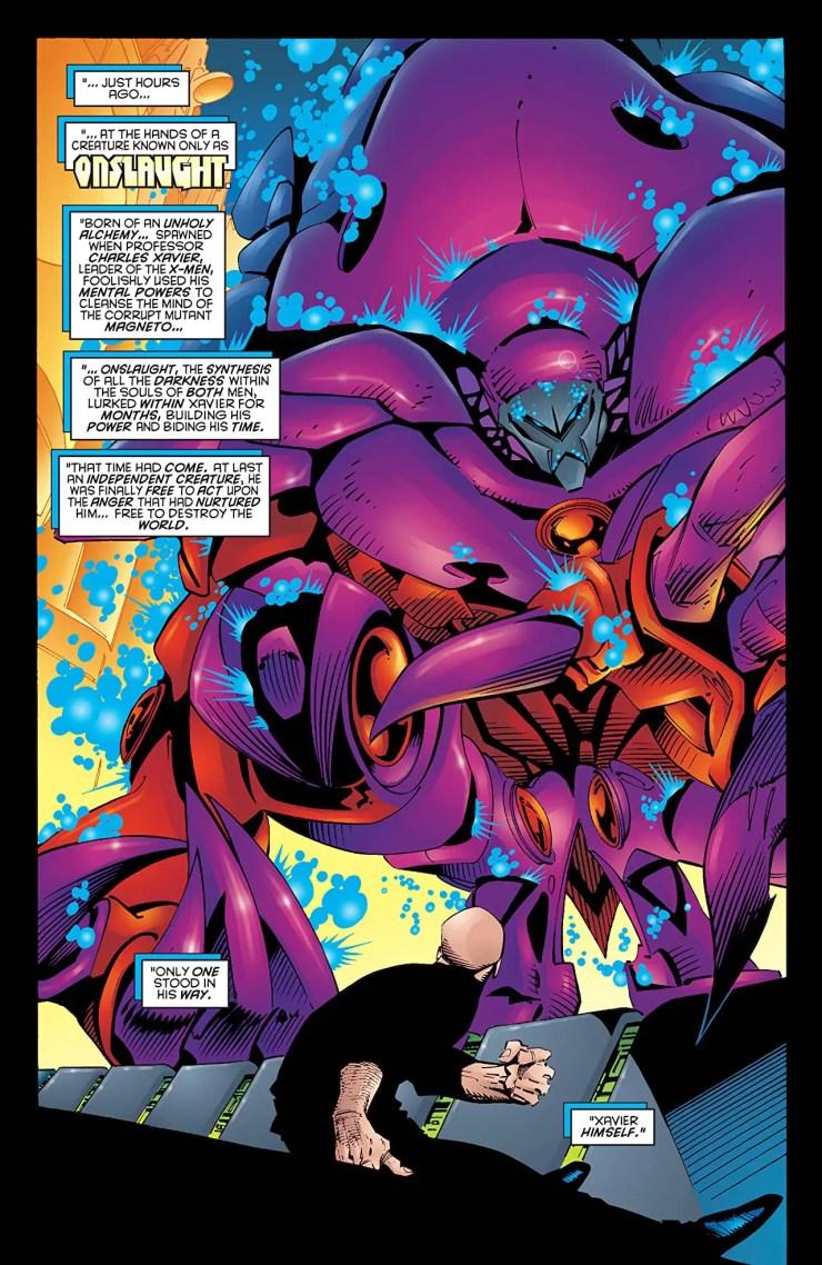 X-Men/Avengers: Onslaught Vol. 3