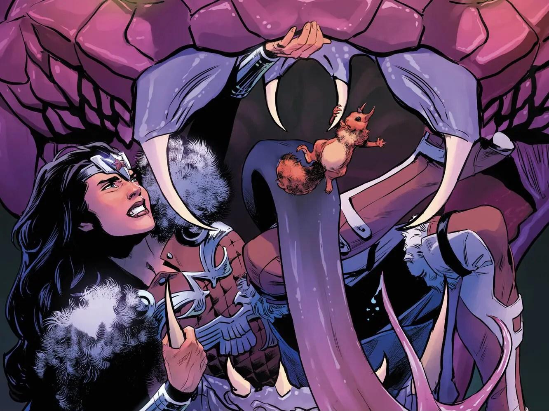 Wonder Woman 771 Cover