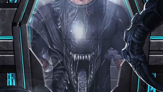 'Alien' #2 increases the fear and dread