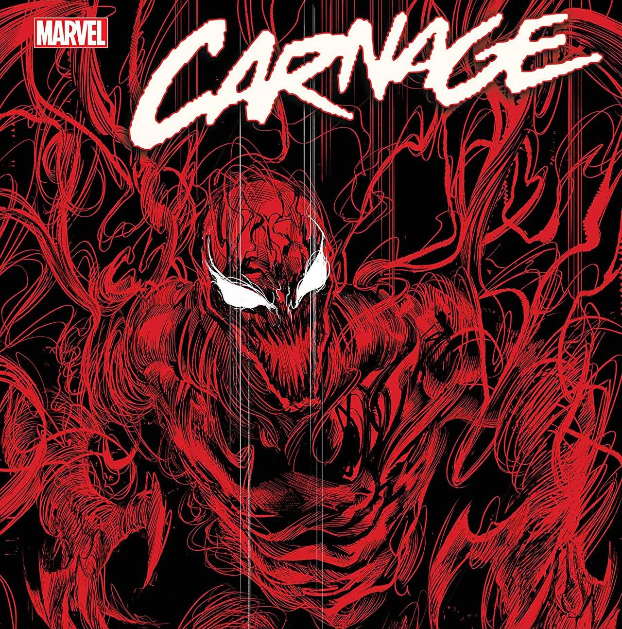 'Carnage: Black, White & Blood' #2 is good horror comics