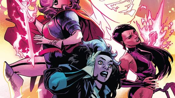 'Excalibur' #20 asks, 'How do you stop a mutant ghost?'