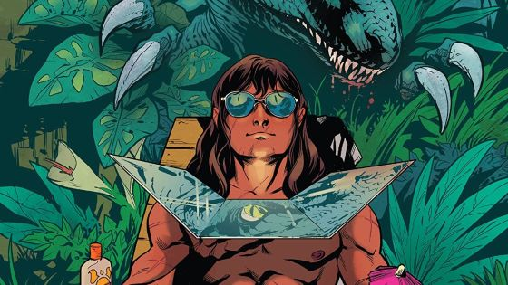 'Savage' #3 scratches your monster itch