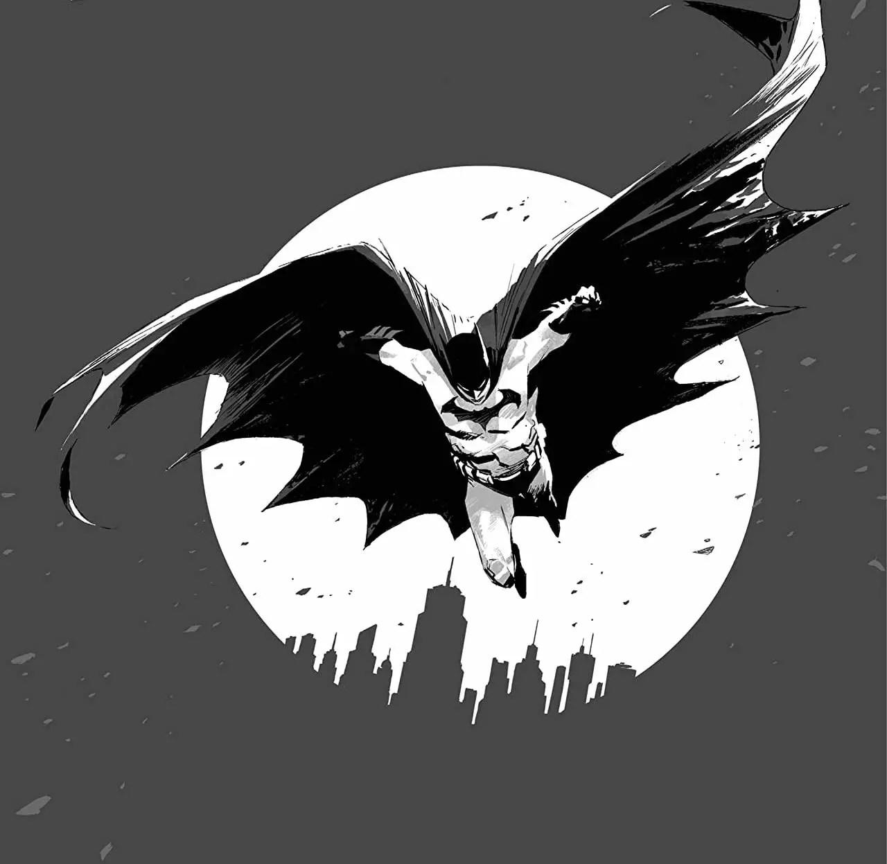 'Batman: Black & White' #5 features the best comics art of the week