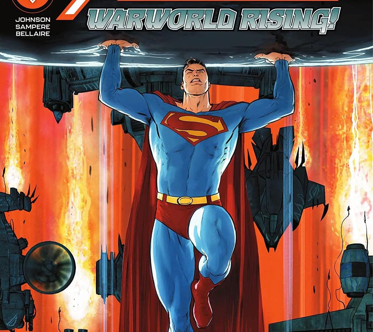 'Action Comics' #1030 balances Superman's life well