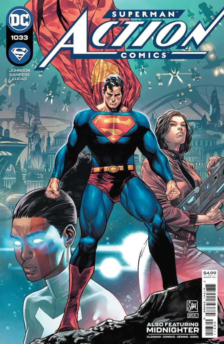 DC Comics reveals full Superman family series lineup for July 2021
