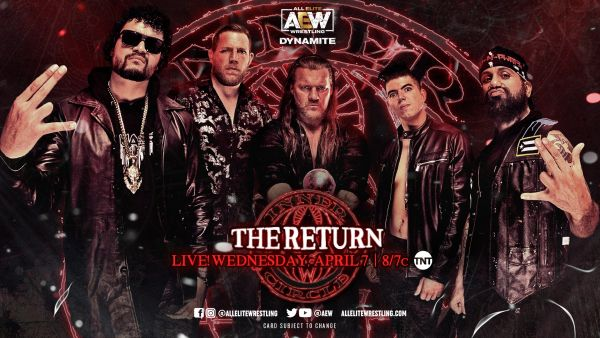 AEW - Inner Circle returns