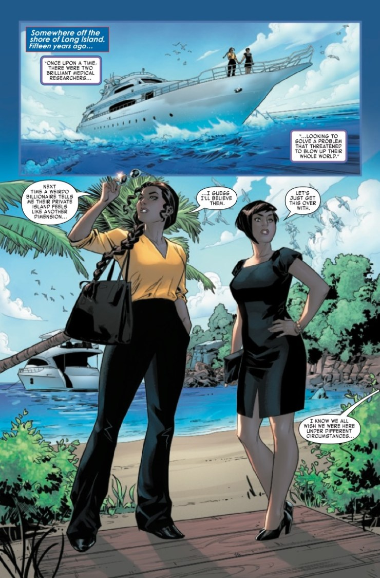 Marvel Preview: America Chavez: Made in the USA #3