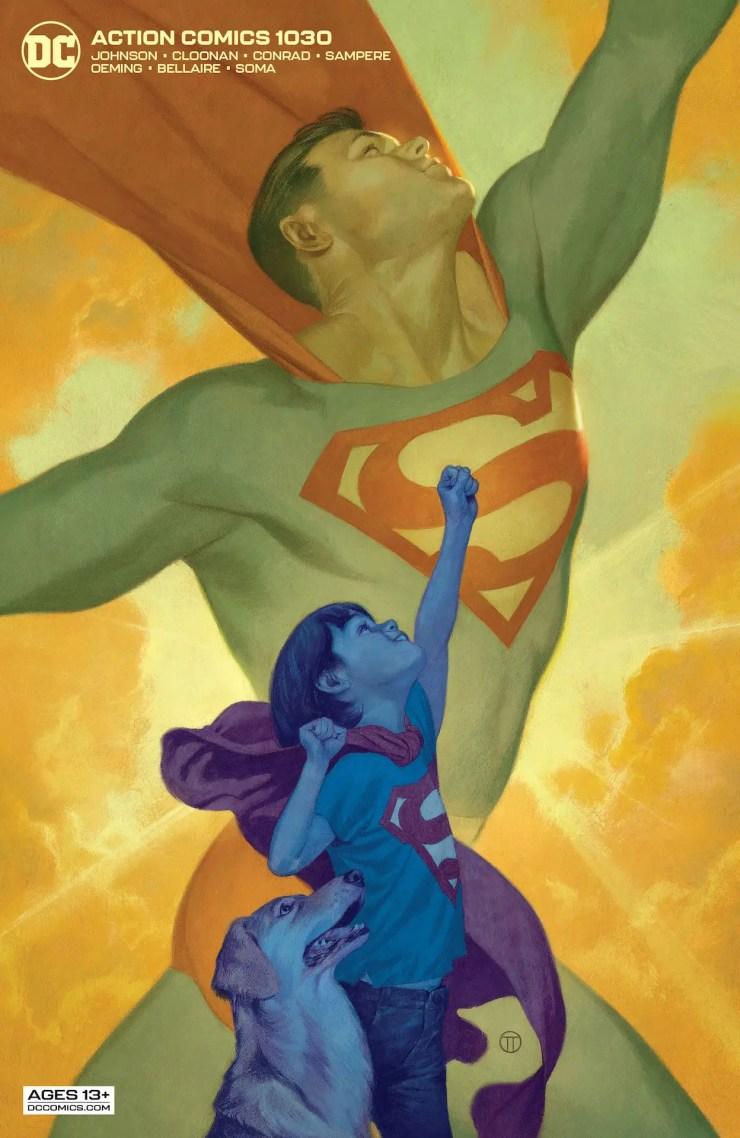 DC Preview: Action Comics #1030