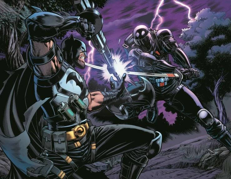 DC Preview: Batman/Fortnite: Zero Point #3 featuring Snake-Eyes!