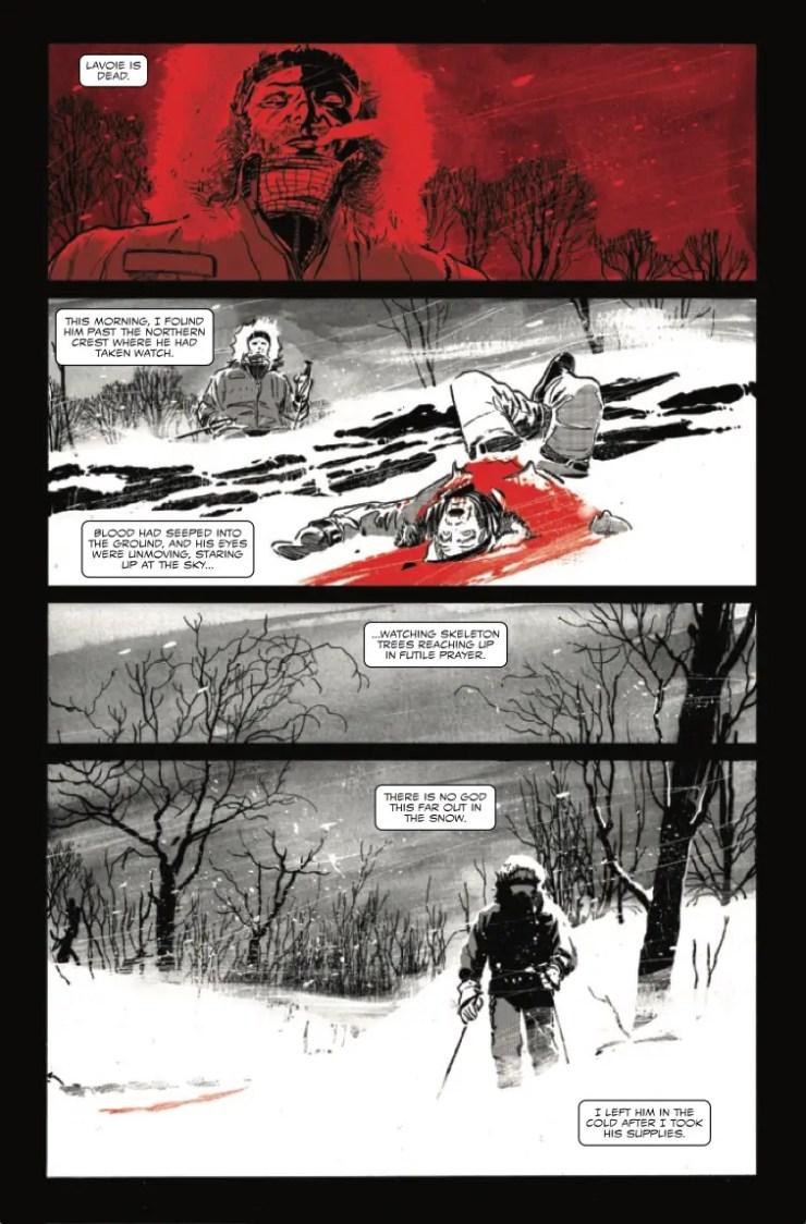 Marvel Preview: Carnage: Black, White & Blood #2