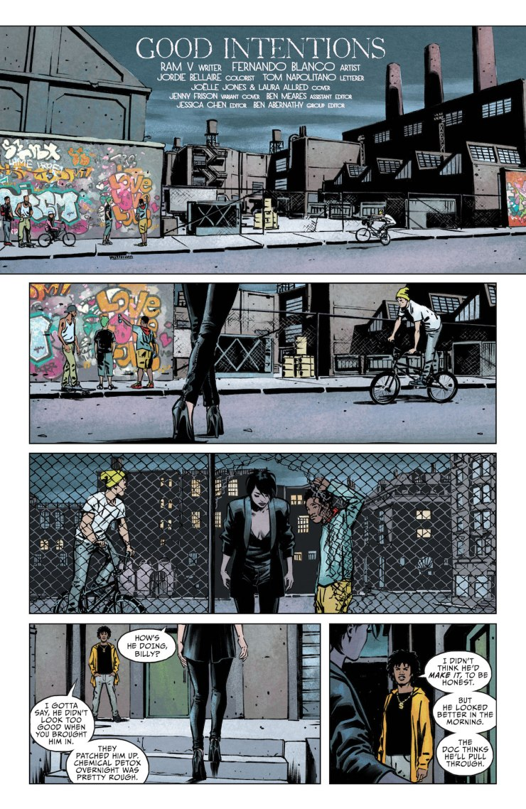 DC Preview: Catwoman #30