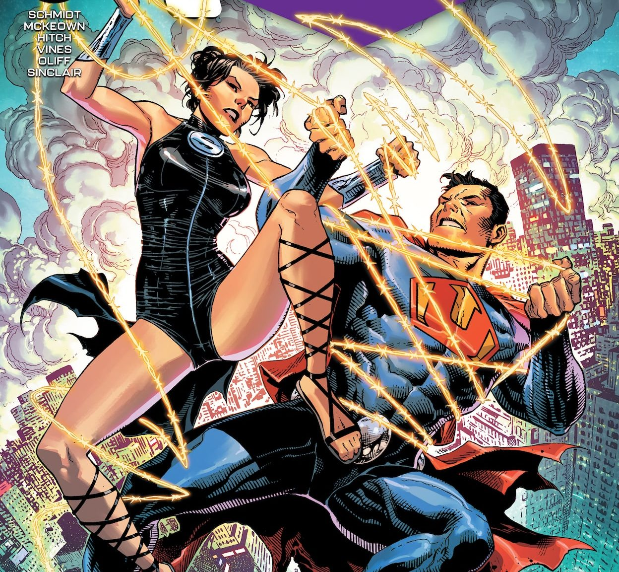 Crime Syndicate #2