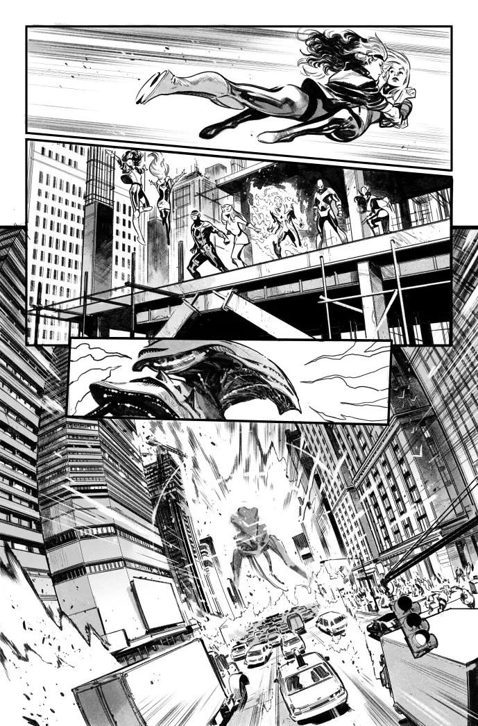Marvel First Look: X-Men #1