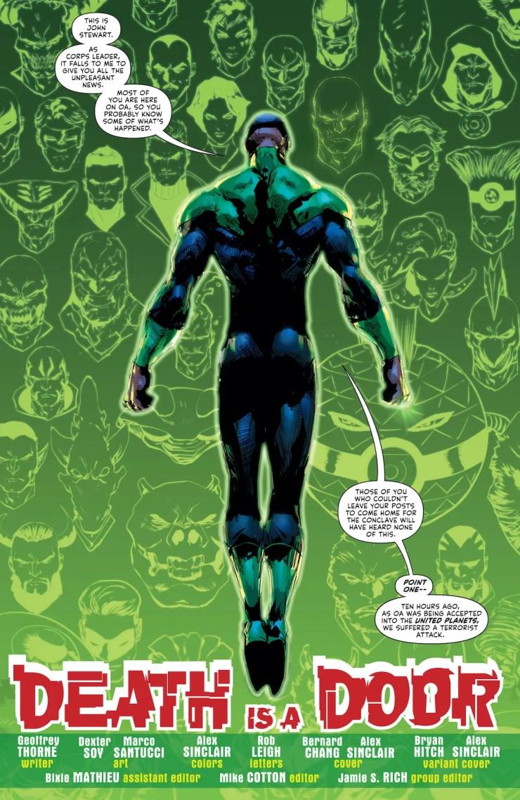 Green Lantern (2021-) #2