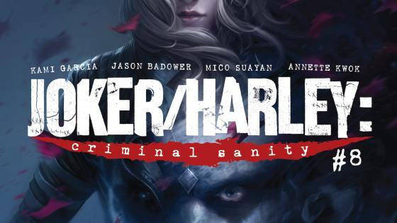 DC Preview: Joker/Harley: Criminal Sanity #8