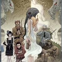 'Locke & Key/Sandman: Hell & Gone' #1 is great crossover comics