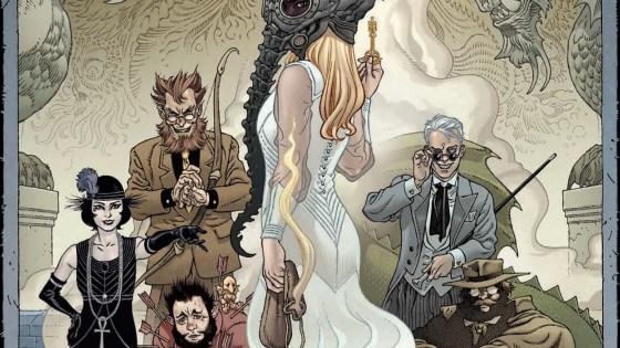 'Locke & Key/Sandman: Hell & Gone' #1 is great crossover comics